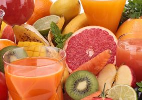 benefits that the different natural juices